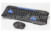 2.4Ghz optical wireless mouse and keyboard combo KWB3910