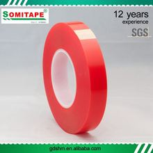 Strong Adhesive Extreme Temperature Resistant High Quality Waterproof High Adhesive Double Sided Pet Film Tape
