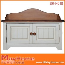 saving space 2 doors antique shoe cabinet