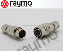 Hirose replacement 4 6 7 10 12 pin male female cable camera connector hirose -bnc
