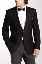 hot sale custom design fancy slim fit new style wedding dress suits for men