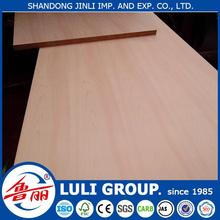 18mm commercial plywood sheets with poplar core okoume oak ash veneer