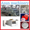 China Plastic Plate And Cup Extruder Machine/Cup And Plate Production line