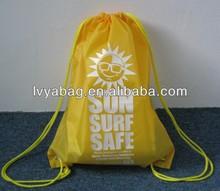 2015 new design Hot sale foldable shopping nylon bag