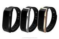 2015 new fashion products top android gps smart bracelet with peodmeter keep fit