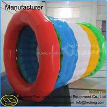Good quality PVC/TPU plastic inflatable caravan water roller