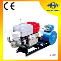 8kva small open type diesel generator electric start (CE EPA CSA)with good price