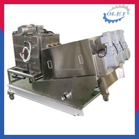 Screw press sludge dewatering machine OLDL-302