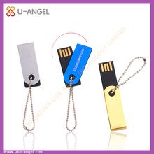 key Chain Shaped USB Stick As Gift
