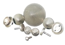 Industrial use Electroplated diamond mounted points for grinding/polising/finishing glass/stones/gem