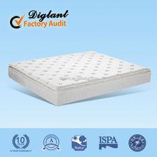 high density foam full medicated cheap topper mattress