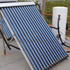 Solar water heater with solar vacuum tubes heat pipe solar collector