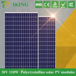 High Efficiency Lowest Price 110W-300W Photovoltaic Solar Panel