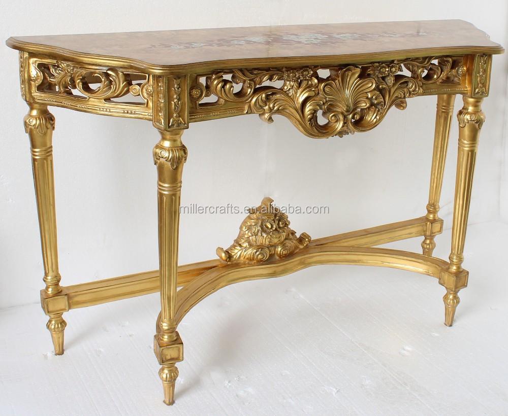 Salon décoratif meubles bois top console tableau  id de produit ...