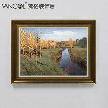 High quality wholesale price landscape oil painting on canvas, oil painting in canvas, oil painting portrait