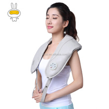 Elegance shoulder massager tapping massage with skin-friendly material for back and neck to relax