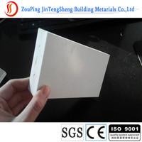 21mm PVC sheet/lamina de pvc espumado/plastic material