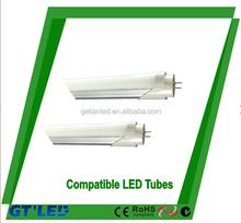 energy saving led tube lights Double-side LED Tube advertising lamp, G13 LED t8 tube lamp light 10w 18w 28w