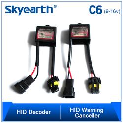Error Free Warning Canceller HID Decoder 9-16V Auto Parts Mitsubishi Canter
