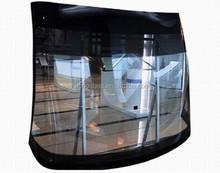 DAEWOO GDW6119H-2 bus front windshield glass supplier