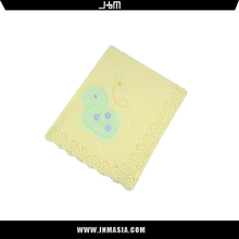 Professional manufacture cheap disposable airline blanket