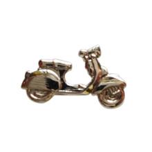 personalizzata unico che fa metallo mini moto bavero pin badge