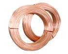 Changzhou wushun china fábrica chapeamento de cobre tubo de aço
