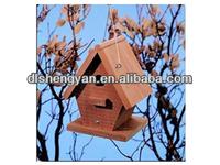 2014 High Quality Wooden Bird House/Cedar Bird Chalet
