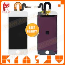 High Original LCD adhesive Touch 5 Digitizer,Mobile Phone Accessory For Ipod Touch 5