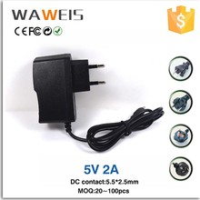 5v power adapter Switch mode power supply charger for table 5v 2a
