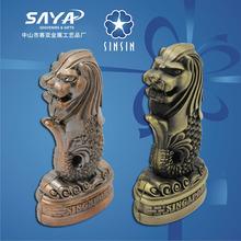 The unique style lion singapore souvenir