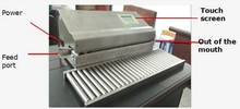 Sterilization Packing Material Dental Automatic Sealer Machine