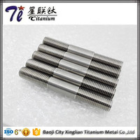 High educated titanium stud in china threaded rod manufacturers