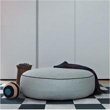 Modern Small Fabric Sofa Chair