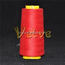 30/3 5000 yard polyester core manufacturer spun sewing thread yarn
