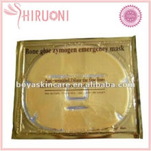 bone glue zymogen emergency facial mask,deep moisture