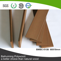 Ecological Plastic Wood for Furniture with Polywood Fence Panels