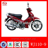 Best quality cheap 110cc cub motorbike from chongqing (WJ110-9)