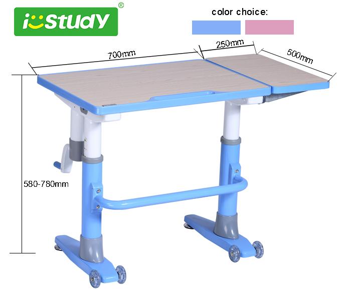 Muebles para el hogar ergon mico para ni os mesa y sillas for Altura escritorio ergonomico