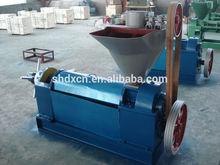 Alta calidad de jojoba aceite de semillas máquina de la prensa de aceite expeller at precio razonable