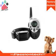 Pet-Tech P-613 1000m pet dog collar, waterproof pet dog collar shock for 2 dogs