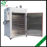 Electric oven/ dryer machine for spraying paint car