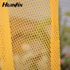 100%polyester fishing net fabric for window curtain and garment