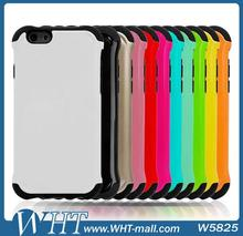 Protective Combo Silicon Armor Phone Cover for iPhone 6