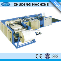 Wenzhou high speed Reusable PP woven packing sack making machine