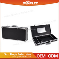 Sunrise Hairdresser Barber Tool Case Aluminium Tool Case With Drawers