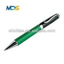gift promotional Carbon Fiber pen for various car , motorcycel ,wedding , company gift, souvenir pen MDS-CF606
