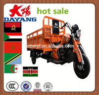 chongqing best sale tricycle with wagon for cargo and passengers for sale in Brazil