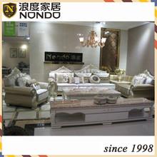 Luxury Italian style furniture fabric sofa BB060