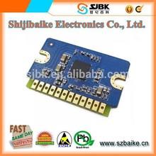 Yl2020 módulo 20 W + 20 W tipo D amplificador Digital de potencia junta 12 V - 24 V Mini módulo amplificador